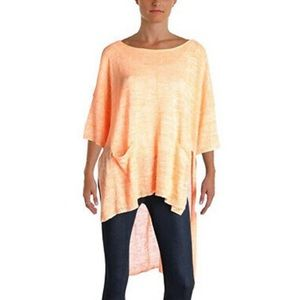 Free People Melange High-Low Sweater Women's LRG